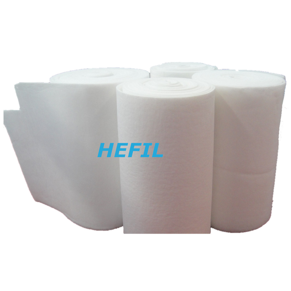 HFR-Fireproof Filter Media